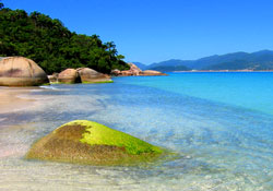 Study Portuguese in Florianópolis on the beach