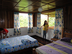 Turrialba Hostel accommodation