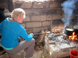 Cooking activities in Cuenca