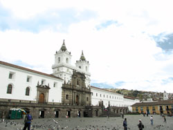 Exploring Mountains and Hiking around Quito