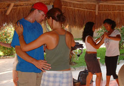 Learn Spanish dances in Playa del Carmen