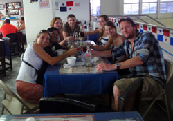 Friends from Boquete Language School