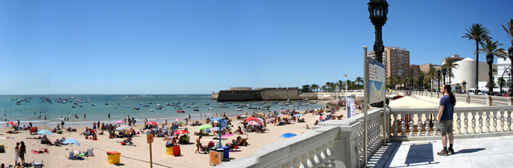 Host Family and Shared Flat Accommodation in Cádiz - © el sisa