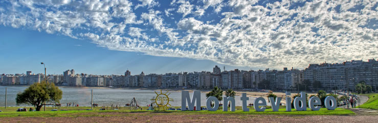 How to get to the Language School in Montevideo - © Gabriel Maslíah