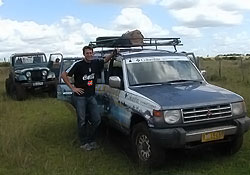 Renting 4x4 and exploring inner Uruguay
